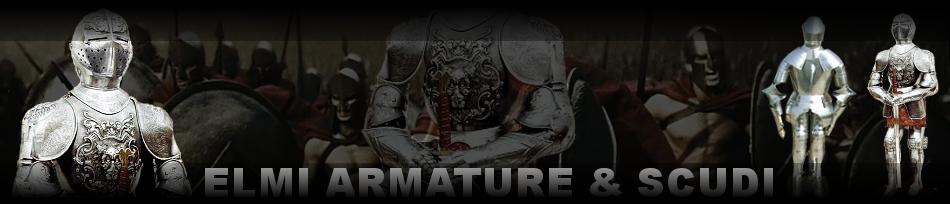 Elmi Armature & Scudi