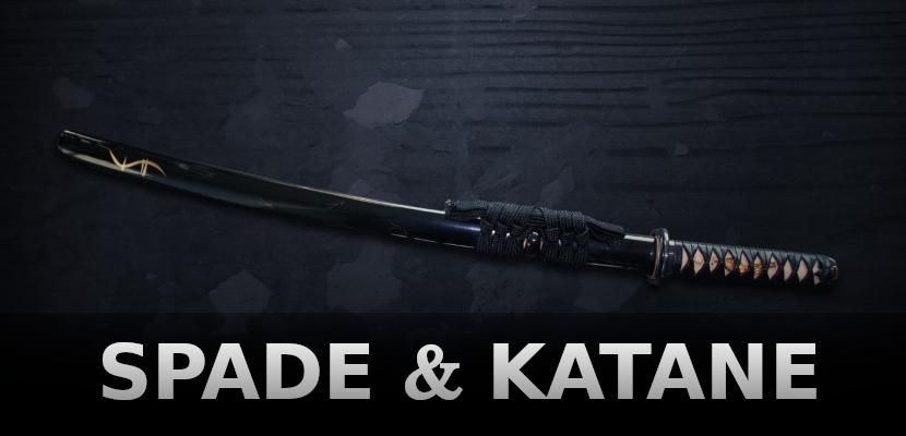 Spade & Katane